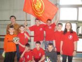 001. Футбольная команда от нашего храма