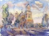 009. Казанская церковь в Царицыно в г. Казани