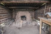 009. Летняя печь для выпекания хлеба и приготовления еды