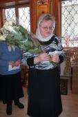 013. Екатерина Кудря читает стихотворение собственного сочинения