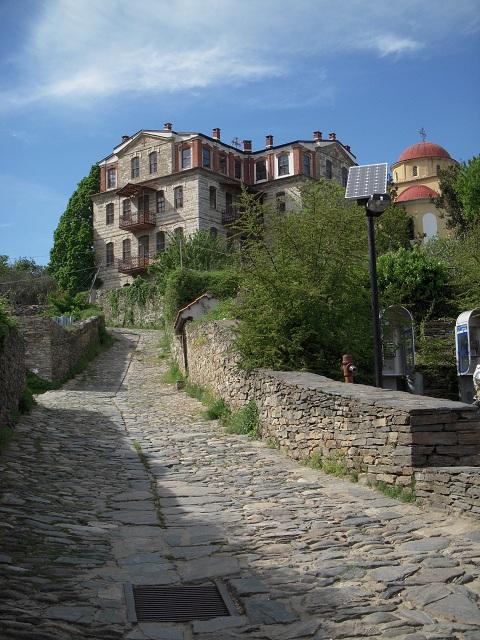Городской пейзаж в Карее