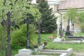 Захоронения монашествующих