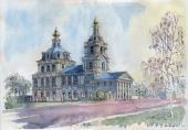 015. Сергиево-Казанский собор в г. Курске