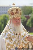 019 Святейший Патриарх Московский и всея Руси Кирилл