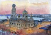 021. Казанский собор в г. Сызрани, Самарская область