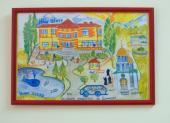 028. Рисунок в детском центре
