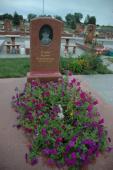 032. На могилах христиан - кресты, на могилах других конфессий - фотография и памятная надпись