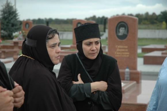033. Монахини Аланского монастыря