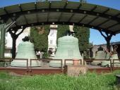 Колокола скита Святого Андрея