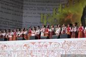 045  выступление кубанского казачьего хора