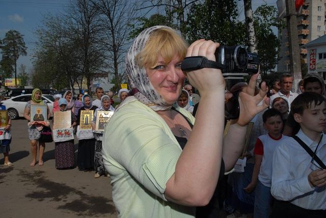045. Патаракина Наталия - режиссер и прихожанка нашего храма. Создатель всех видеороликов на нашем сайте.