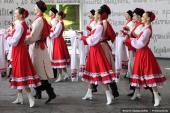 046  выступление кубанского казачьего хора