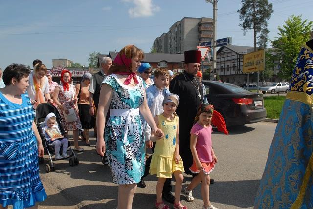 046. Матушка Анна с детьми