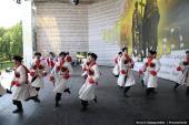 047  выступление кубанского казачьего хора
