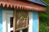 Святой источник Казанской иконы Божией Матери в Шамордине