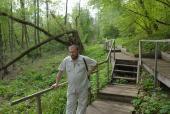 Алексей Марфин - организатор паломнической поездки