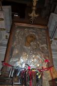 057. Чудотворная икона Праведной Анны с серебряными табличками от мирян