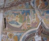 022. Рождество Богородицы. Фреска Дионисия. XV в.