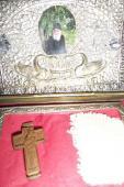112. Крест и рукоделие старца Святой горы Афон - Паисия Святогорца