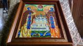 Святые благоверные князья Петр и Феврония (в иночестве Давид и Ефоросиния) Муромские