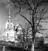 Уцелевший православный храм.