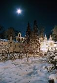 37.Псково-Печерский монастырь зимой