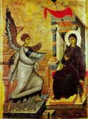 017. Благовещение. XVI век. Охрид.