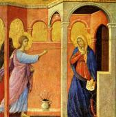 028. Дуччо ди Буонинсенья 1308-1311