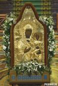 022. Смоленская икона Божией Матери, перед которой молился М.И.Кутузов и его воины перед Бородинским сражением